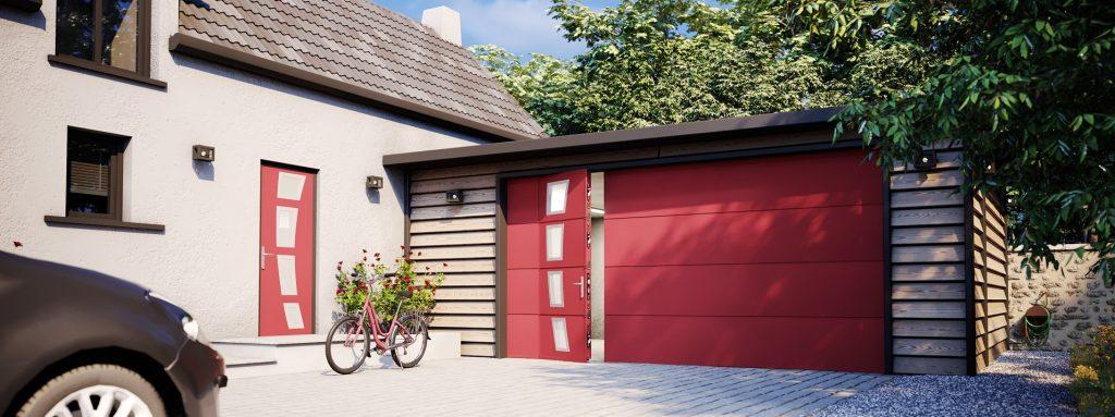 Portails & portes de garage : Porte de garage de la marque Gypass