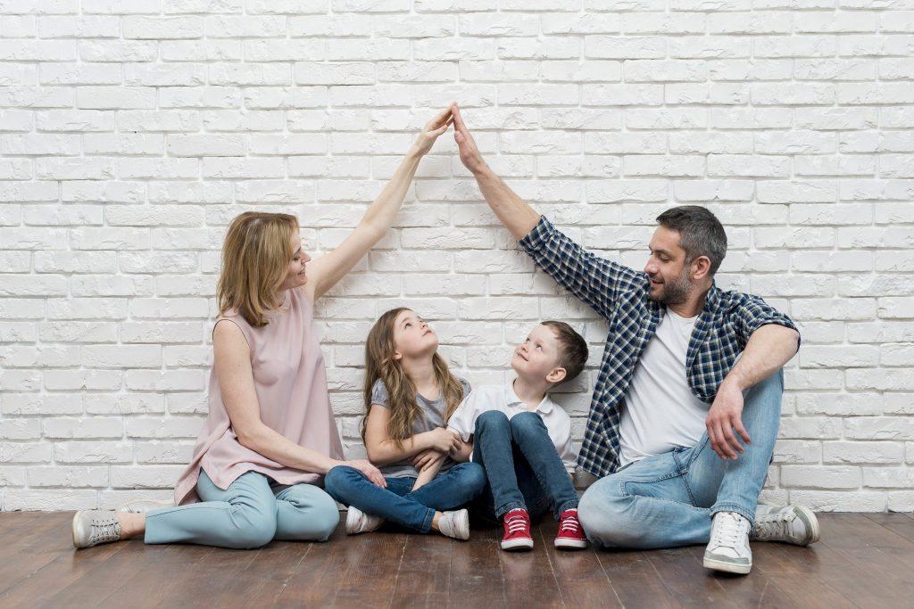 se sentir bien à la maison en famille